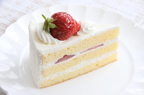苺ショートケーキイメージ